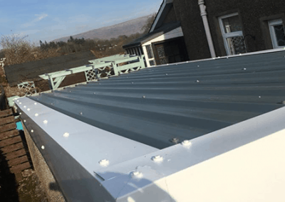 Asbestos Overcladding Roofing Sheets & Soffits in Glasgow