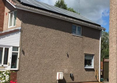roofing and solar companies Glasgow