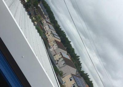 Asbestos Garage Roofs Glasgow