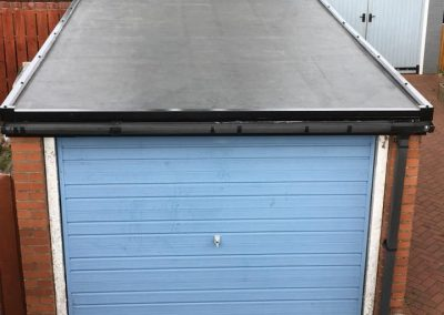 Firestone Flat Roof Bearsden Glasgow