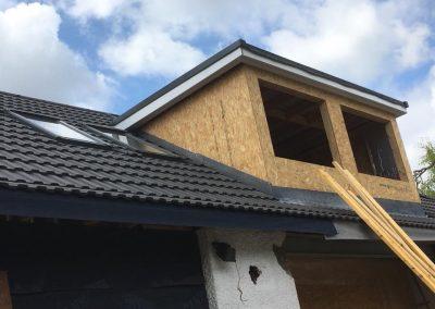 New Roof Installation Preparation in Beasrden