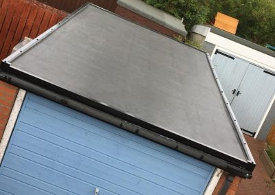 garage flat roof Glasgow