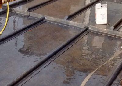 Flat lead roofers Glasgow