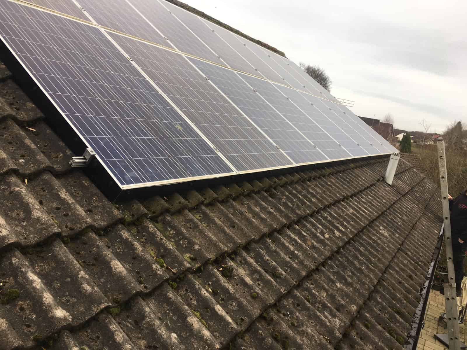 Solar Panels Glasgow | Pest & Bird Proofing Solar Panels Glasgow