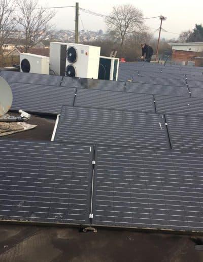 Solar panel installers Glasgow, Scotland