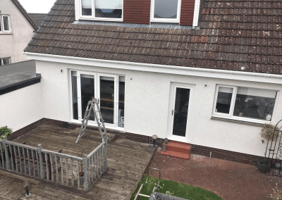 soffits, fascias, downpipes & gutters Glasgow