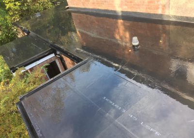 flat roof specialist Glasgow & Lanarkshire