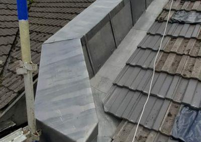 leadwork roofer Glasgow, Scotland
